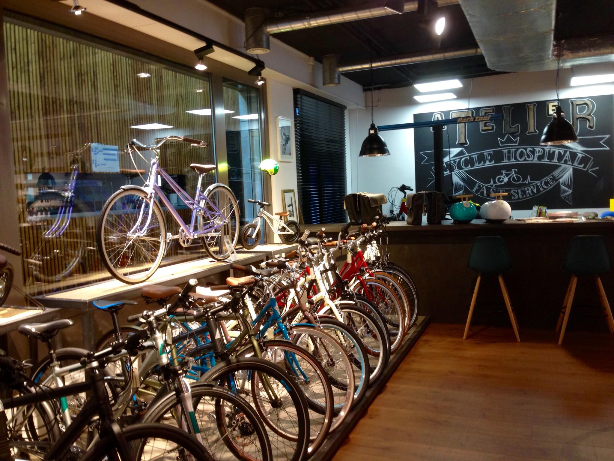 magasin de vélos cyclable genève