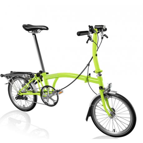 Vélo pliant Brompton type S