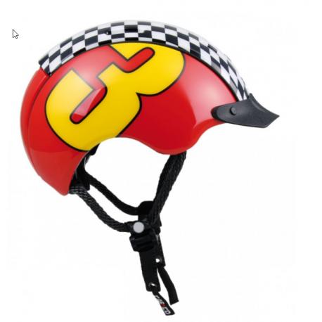 Casco casque Mini-Generation Racer 3