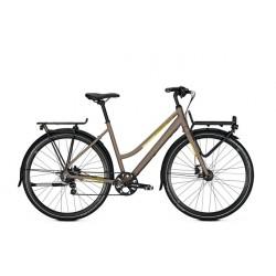 Vélo Kalkhoff Durban 8 marron