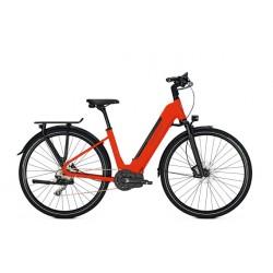 Vélo électrique Kalkhoff Integrale Excite I11 wave rouge
