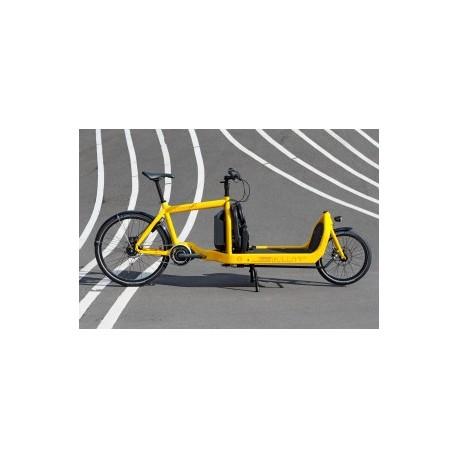 Biporteur électrique eBullitt Shimano Steps Jaune