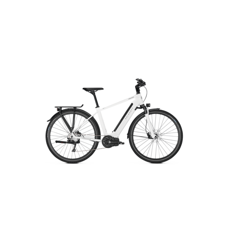 Vélo électrique Kalkhoff Endeavour Advance I10 Diamant White
