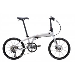 Vélo pliant Tern Verge P10 gris