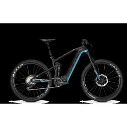 VTT électrique Focus Jam2 Plus Pro Noir/Bleu