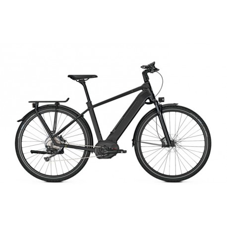 Vélo électrique Kalkhoff Endeavour Advance B10 Diamant Magicblack matt