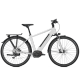Vélo électrique Kalkhoff Endeavour Advance B10 Diamant White glossy