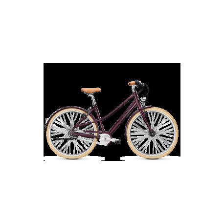 Vélo de ville Kalkhoff Scent Glare Marsalared