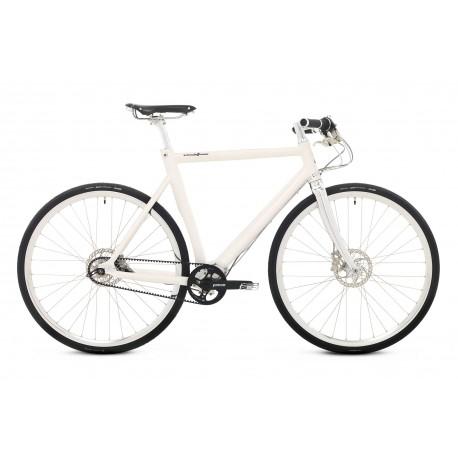 Vélo de ville Schindelhauer Wilhelm P-Line Cream White