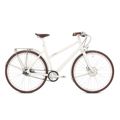 Vélo de ville Schindelhauer Frieda XI Cream White