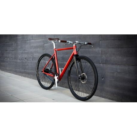 Vélo électrique Desiknio Classic Single Speed avant