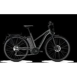 Vélo électrique Raleigh Stoker S10 trapèze