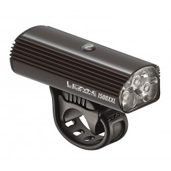 Éclairage avant Lezyne Super Drive 1500 XXL noir