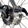 Vélo pliant Brompton type S 3 vitesses moyeu Schmidt SON