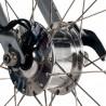 Vélo pliant Brompton type S 6 vitesses moyeu Schmidt SON