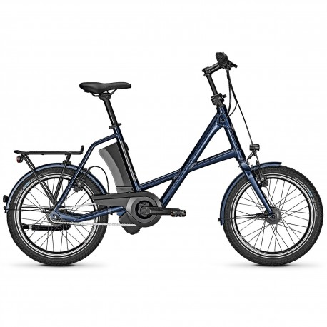 Vélo de ville électrique Kalkhoff Sahel 3.I Move royalblue/diamondblack
