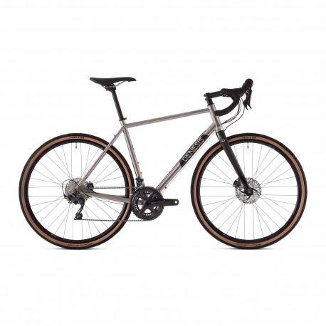Vélo Gravel Genesis Croix de Fer Titane