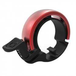 Sonnette cylindrique Knog Oi Large [23.8 - 31.8 mm]