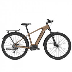 Vélo de voyage électrique Focus Aventura² 6.7