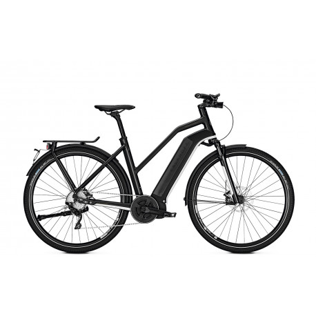 Kalkhoff Integrale S10 vélo électrique 45Km/h noir jaune trapeze
