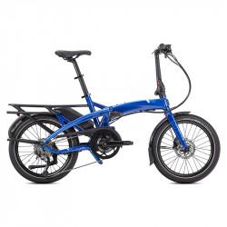 Vélo électrique pliant Tern Vektron Q9 bleu