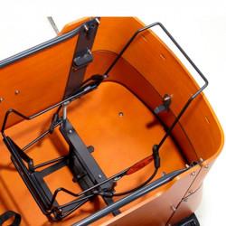 Support de Maxi-Cosi pour vélo cargo Babboe