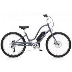 Vélo électrique Electra Townie Go 8D Femme Gris
