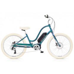 Vélo électrique Electra Townie Go 8D Femme Vert