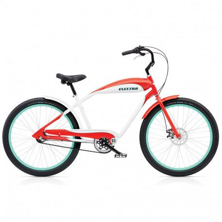 Vélo de ville Electra Cruiser Attitude EBC '93 3i