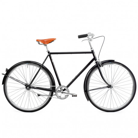 Vélo de ville Pelago Bristol noir