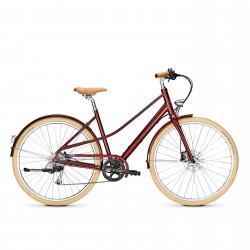 Vélo de ville Kalkhoff Scent Flow Rouge