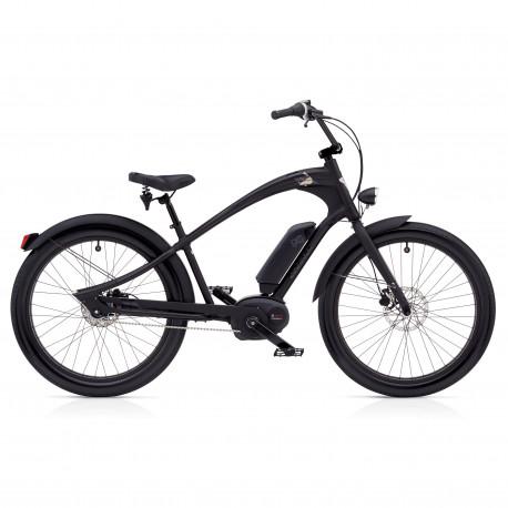 Vélo de ville électrique Electra Ace of Spades GO 8i