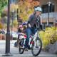 Vélo cargo électrique Yuba Spicy Curry femme