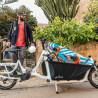 Vélo cargo électrique Yuba Supermarché