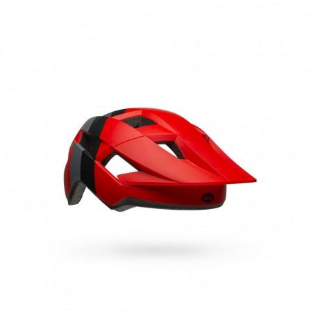 Casque VTT Bell Spark Mips rouge