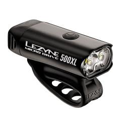 Éclairage avant Lezyne Micro Drive 500 XL noir