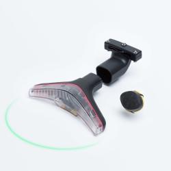 Éclairage arrière Blinkers Laser Blinker