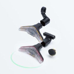Set d'éclairages Blinkers Laser Blinker
