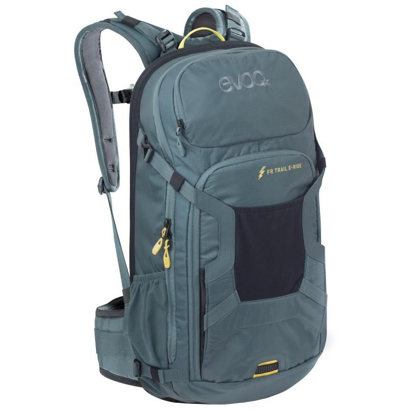 couleur rapide achat authentique original de premier ordre Sac à dos avec dorsale Evoc FR Trail E-Ride 20 L