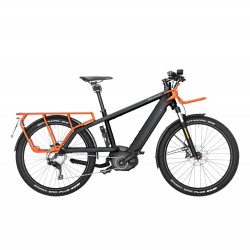 Speed Bike Riese&Müller Multicharger GT HS diamant gris