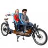 Vélo cargo électrique Babboe Slim Mountain