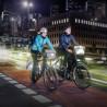 Sacoche de vélo arrière Ortlieb Back-Roller High Visibility 20L jaune