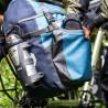 Paire de sacoches arrière Ortlieb Bike-Packer Plus 2 x 20L vert