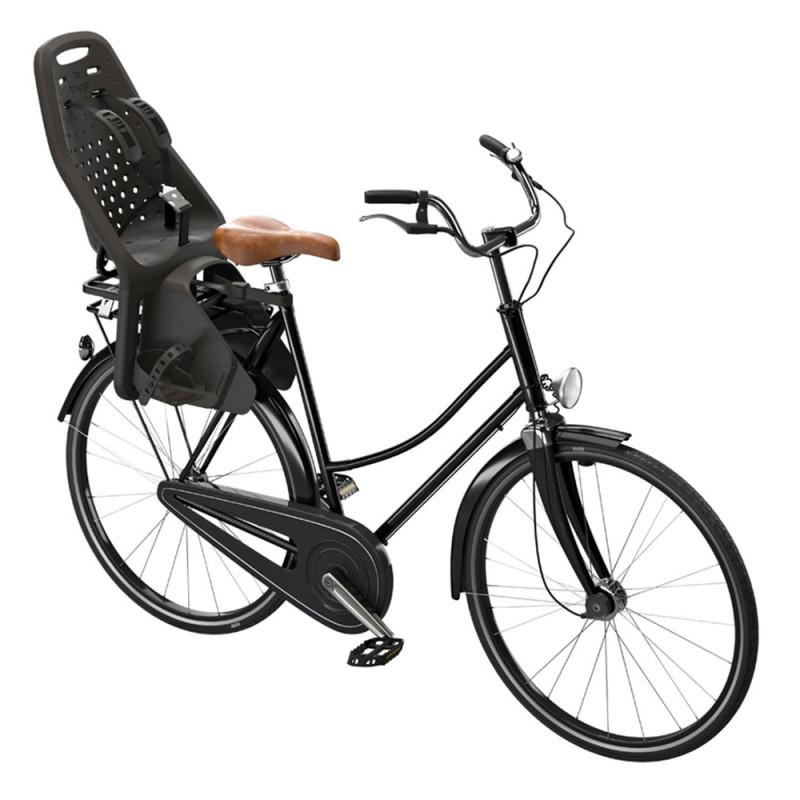 parcourir les dernières collections comment commander Vente Porte-bébé vélo arrière sur porte-bagages Thule Yepp Maxi ...