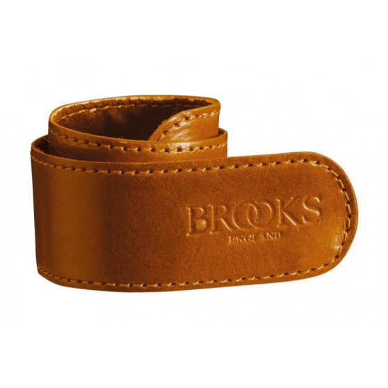 Pince pantalon Brooks miel