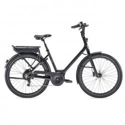 Vélo de ville électrique Moustache Lundi 26.2 2020 noir