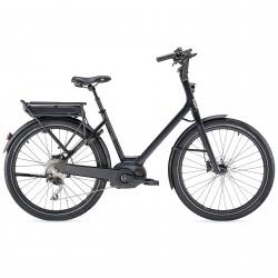 Vélo de ville électrique Moustache Lundi 26.3 2020 noir