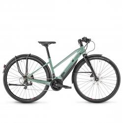 Vélo de ville électrique Moustache Friday 28.3 2020 cadre Open