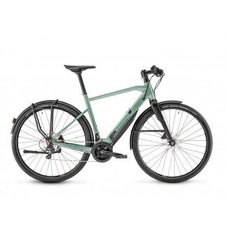 Vélo de ville électrique Moustache Friday 28.3 2020 cadre haut