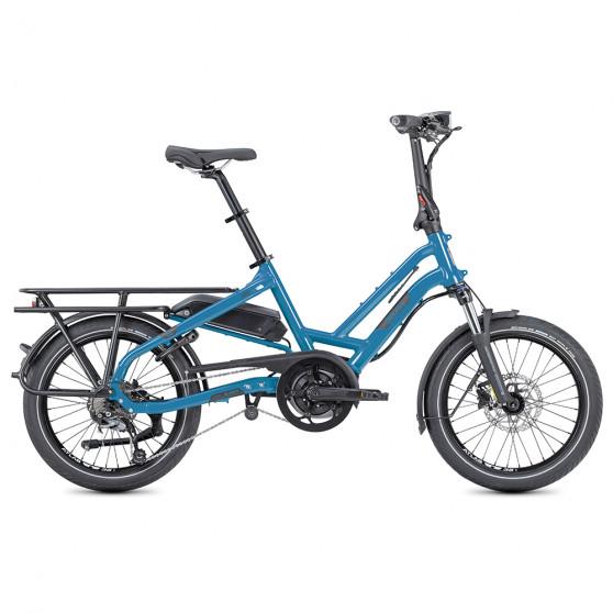 Vélo cargo électrique Tern HSD P9